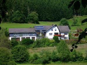 Ferienwohnung Bäumner, Apartmány  Bad Berleburg - big - 50