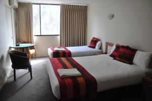 City Park Hotel, Hotel  Melbourne - big - 42