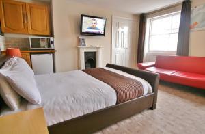 Central Hotel Cheltenham by Roomsbooked, Hotely  Cheltenham - big - 12