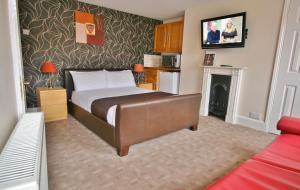 Central Hotel Cheltenham by Roomsbooked, Hotely  Cheltenham - big - 18