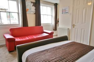 Central Hotel Cheltenham by Roomsbooked, Hotely  Cheltenham - big - 16