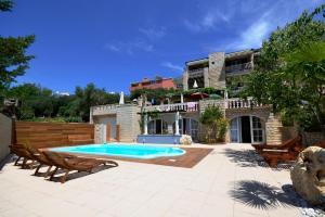 Villa Bougenvilia Tomas, Ferienwohnungen  Tučepi - big - 9