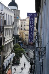 2 star pension Hostal Adriano Madrid Espagne