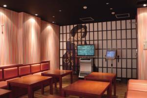Gosho Nishi Kyoto Heian Hotel, Szállodák  Kiotó - big - 15