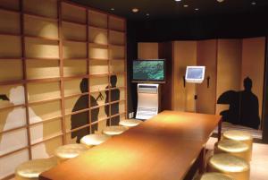 Gosho Nishi Kyoto Heian Hotel, Szállodák  Kiotó - big - 16