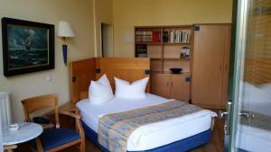 EUT-IN Hotel Alte Straßenmeisterei, Guest houses  Eutin - big - 29