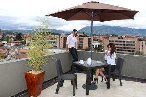 Hotel Valgus, Hotely  Cuenca - big - 2