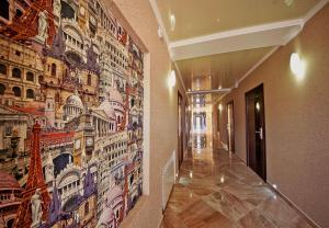 Hotel Nevskiy, Hotely  Divnomorskoye - big - 29