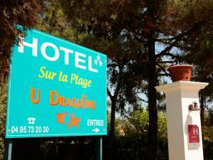 Hotel U Dragulinu, Hotels  Favone - big - 19