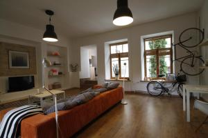 Alexa Old town apartment, Apartmanok  Vilnius - big - 10