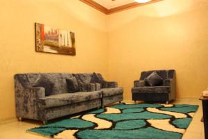 Al Yamama Palace- Nassim Sharqi (5), Apartmanhotelek  Rijád - big - 22