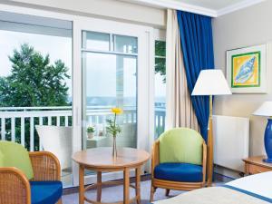 Travel Charme Strandhotel Bansin, Hotels  Bansin - big - 21