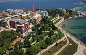 Vadim Apartments in Panorama Beach Vigo Nessebar, Апартаменты  Несебр - big - 31