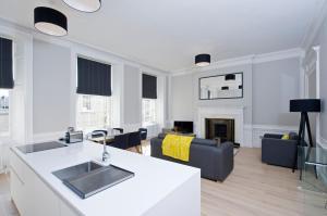 Destiny Scotland - Hill Street Apartments, Apartments  Edinburgh - big - 1