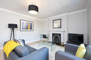 Destiny Scotland - Hill Street Apartments, Apartments  Edinburgh - big - 34