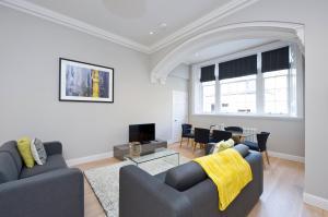 Destiny Scotland - Hill Street Apartments, Apartments  Edinburgh - big - 25