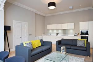 Destiny Scotland - Hill Street Apartments, Apartments  Edinburgh - big - 15