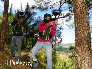 El Pinabete Finca & Cabañas, Hostince  La Granadilla - big - 25
