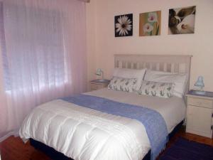 Appartement met 2 slaapkamers en tuinzicht