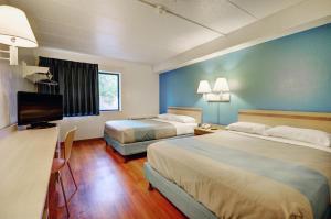 Motel 6 Newport Rhode Island, Отели  Ньюпорт - big - 4