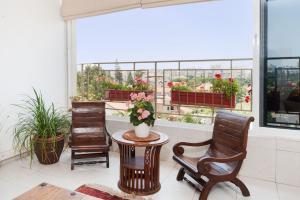 Kfar Saba View Apartment, Apartmány  Kefar Sava - big - 31