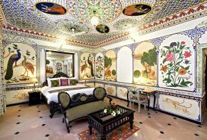 Chunda Palace, Hotel  Udaipur - big - 51