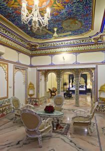 Chunda Palace, Hotel  Udaipur - big - 58