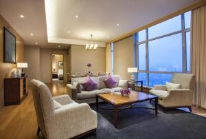 Somerset Grand Central Dalian, Aparthotels  Jinzhou - big - 6