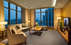 Somerset Grand Central Dalian, Aparthotels  Jinzhou - big - 2
