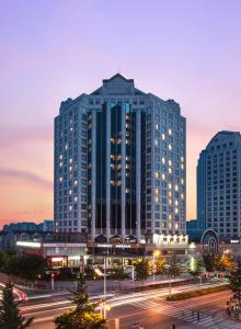 Somerset Grand Central Dalian, Aparthotels  Jinzhou - big - 14