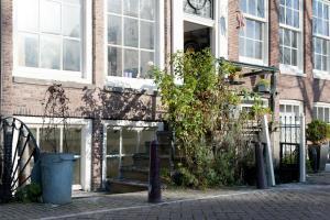 スタジオ アパートメント Prinsengracht