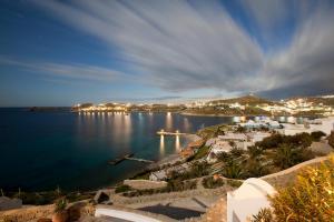 Boundless Blue Villas, Villas  Platis Yialos Mykonos - big - 8