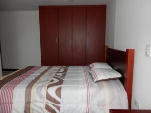 Maycris Apartment El Bosque, Appartamenti  Quito - big - 14