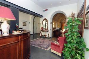 Hotel Urbano V, Отели  Монтефьясконе - big - 23