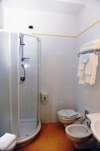 Hotel Urbano V, Отели  Монтефьясконе - big - 4