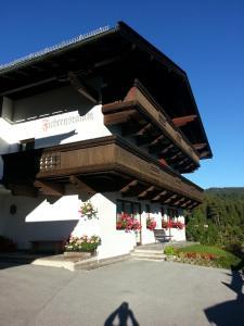 Haus Fichtenstamm, Apartmány  Seefeld in Tirol - big - 56