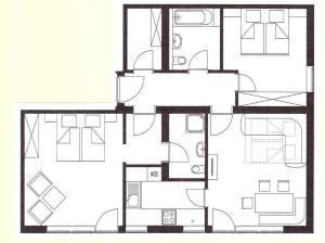 Haus Fichtenstamm, Apartmanok  Seefeld in Tirol - big - 57