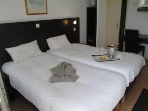 Top Motel, Hotely  Istres - big - 2