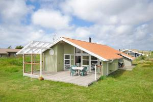 Holiday home Fyrmarken E- 1273, Case vacanze  Nørre Lyngvig - big - 1