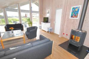 Holiday home Fyrmarken E- 1273, Case vacanze  Nørre Lyngvig - big - 7