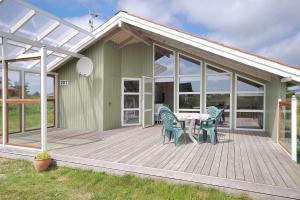 Holiday home Fyrmarken E- 1273, Case vacanze  Nørre Lyngvig - big - 12