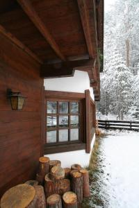 B&B Villa Dolomites Hut, Bed & Breakfast  San Vigilio Di Marebbe - big - 22
