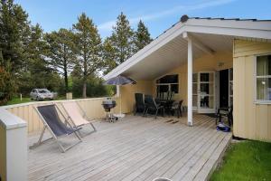 Holiday home Tyttebærstien A- 4941, Dovolenkové domy  Torup Strand - big - 16