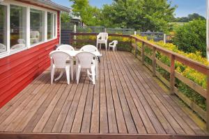 Holiday home Valmuevej B- 5006, Holiday homes  Rønde - big - 5