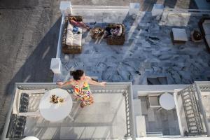 Ippokampos Beachfront, Ferienwohnungen  Naxos Chora - big - 7