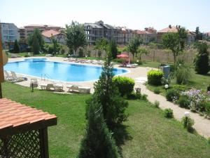 Chateau Aheloy, Apartmánové hotely  Aheloy - big - 73