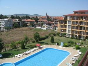 Chateau Aheloy, Apartmánové hotely  Aheloy - big - 75