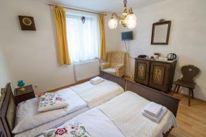 Pension Fialka, Гостевые дома  Чески-Крумлов - big - 39