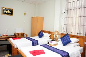 Cinderella Hotel, Отели  Mawlamyine - big - 9
