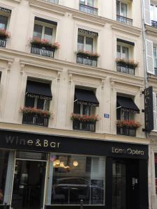 Hôtel Eden Opéra, Hotely  Paříž - big - 49